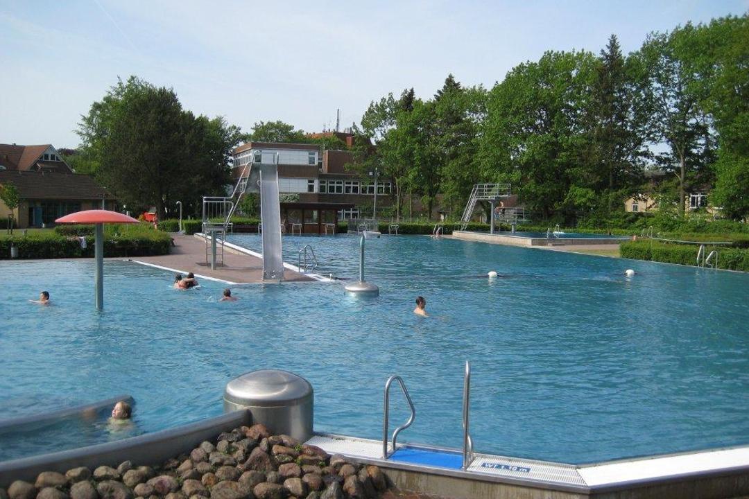Quickborn schwimmbad